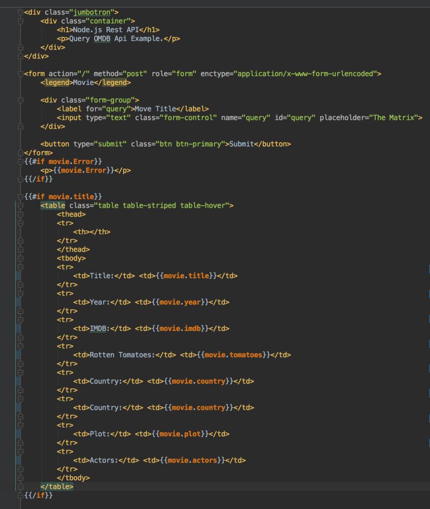 Node.js – Stone Soup Programming